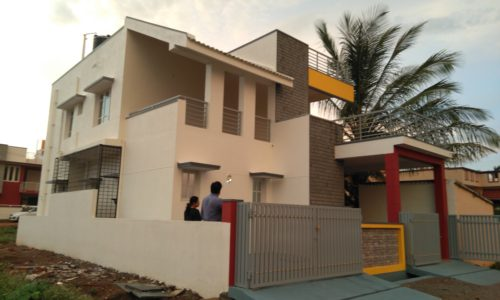 3bhk duplex house for sale in chikmagalur