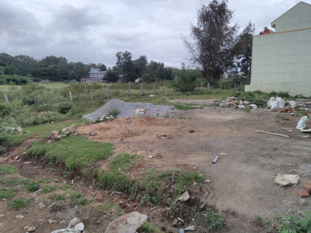 plot for sale chikmagalur